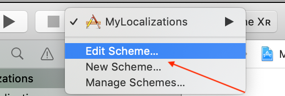 Test Plans in Xcode 11